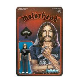 Super7 MOTORHEAD ReAction Figure 10cm - Lemmy With Guitar
