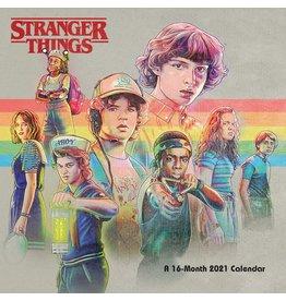 Danilo STRANGER THINGS Calendar 2021 (UK)
