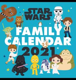 Danilo STAR WARS Family Calendar 2021 (UK)