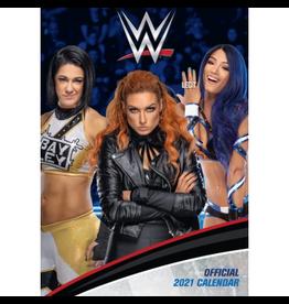 Danilo WWE WOMEN A3 Calendar 2021 (UK)
