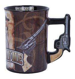 Nemesis Now JOHN WAYNE Shaped Mug - The Duke