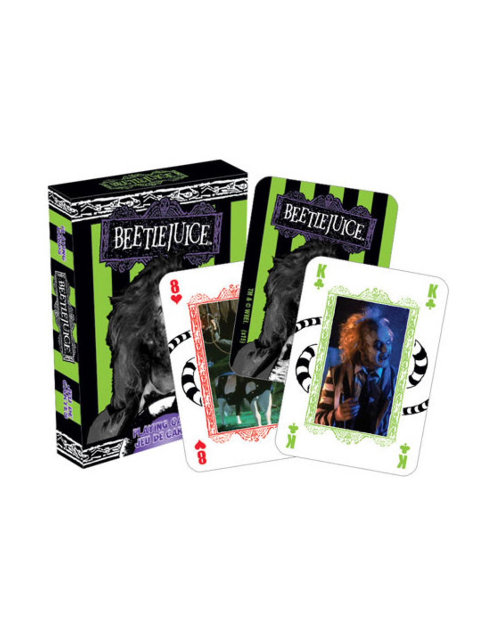 Aquarius Ent BEETLEJUICE - Playing Cards