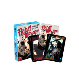 Aquarius Ent FRIDAY THE 13th - Playing Cards