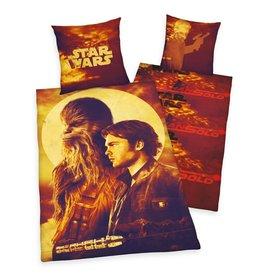 STAR WARS Duvet set 100% Cotton 140x200 - Han & Chewie