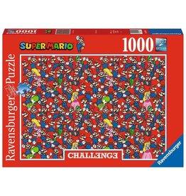Ravensburger SUPER MARIO Challenge Puzzle 1000P - Super Mario Bros