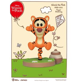 Beast Kingdom WINNIE THE POOH Mini Egg Attack Figure 8cm - Tigger Bouncing