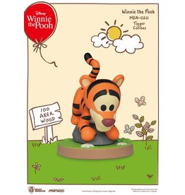Beast Kingdom WINNIE THE POOH Mini Egg Attack Figure 8cm - Tigger Curious
