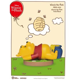 Beast Kingdom WINNIE THE POOH Mini Egg Attack Figure 8cm - Pooh Laid Back