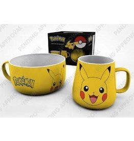 POKEMON Breakfast Set - Pikachu