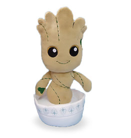 KidRobot GUARDIANS OF THE GALAXY Plush 20cm - Potted Baby Groot
