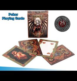 Nemesis Now ANN STOKES Playing Cards - Steampunk