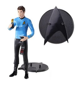 Noble Collection STAR TREK Bendable Figure 19cm - McCoy