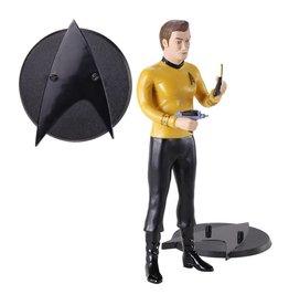 Noble Collection STAR TREK Bendable Figure 19cm - Kirk