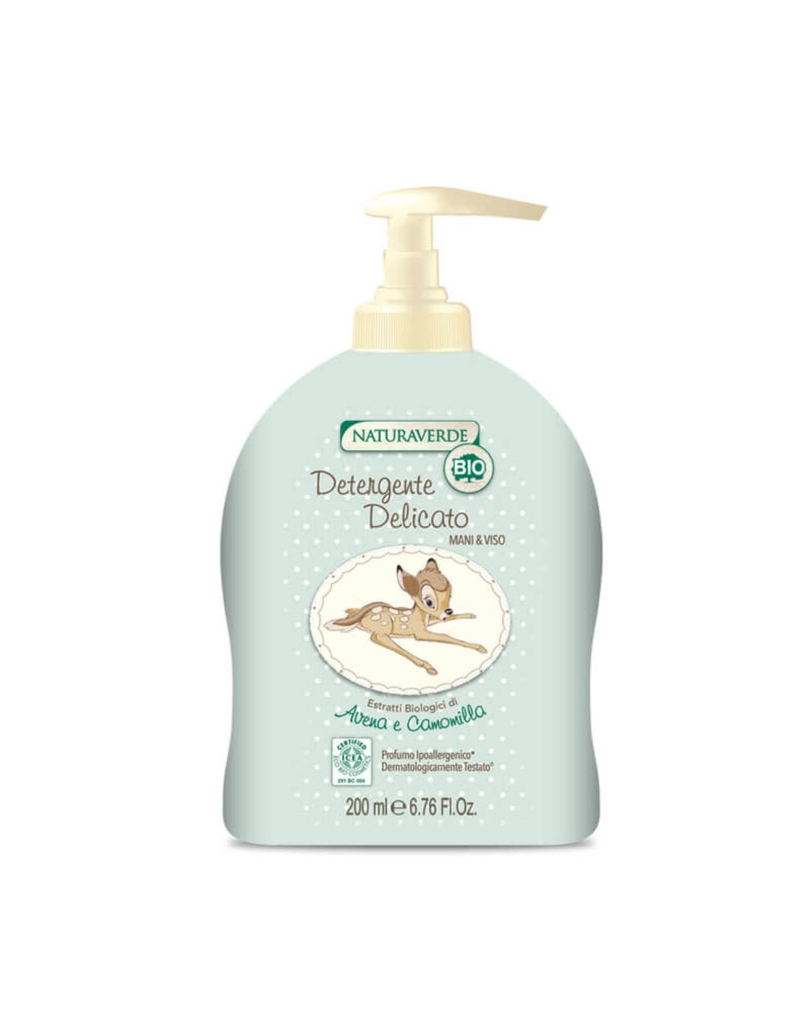 DISNEY - Baby - Bambi - Body & Face Wash Sensitive - 200ml