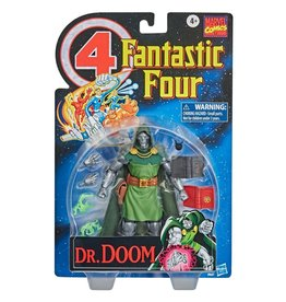 Hasbro FANTASTIC FOUR Marvel Retro Collection Action Figure - Doctor Doom