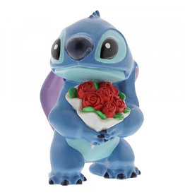 Disney Showcase LILO & STITCH Showcase Collection Figure 9cm - Stitch Flowers