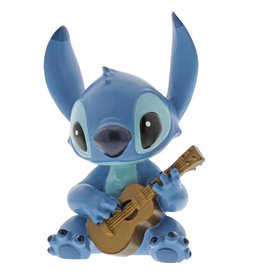 Disney Showcase LILO & STITCH Showcase Collection Figurine 9cm - Stitch Guitar