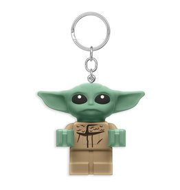 Joy Toy STAR WARS LEGO Light up Keychain 6cm - The Mandalorian: The Child