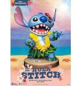 Beast Kingdom LILO & STITCH Statue Master Craft 38cm - Hula Stitch