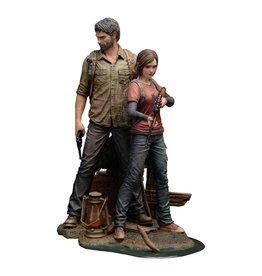 Mamegroyai THE LAST OF US Statue 1/9 22cm -Joel & Ellie