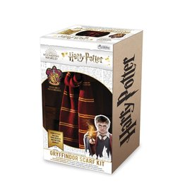 Eaglemoss HARRY POTTER Scarf Knit Kit - Gryffindor