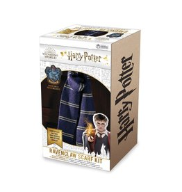 Eaglemoss HARRY POTTER Scarf Knit Kit - Ravenclaw