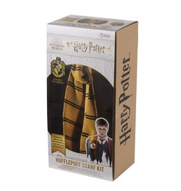Eaglemoss HARRY POTTER Scarf Knit Kit - Hufflepuff