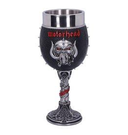 Nemesis Now MOTORHEAD Goblet - Spikes