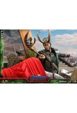 Hot Toys AVENGERS ENDGAME Action Figure 1/6 Scale 31cm - Loki