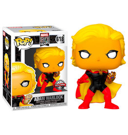 Funko MARVEL 80 POP! N° 618 - First Appearance Adam Warlock Exclusive