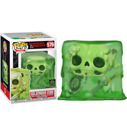 Funko DUNGEONS & DRAGONS POP! N° 576 - Gelatinous Cube Exclusive