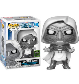 Funko FANTASTIC FOUR POP! N° 558 - Doctor Doom Exclusive
