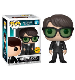 Funko ARTEMIS FOWL POP! N° 571 - Artemis Fowl Chase Exclusive