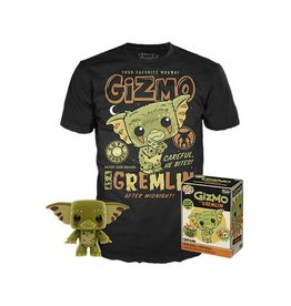 Funko GREMLINS POP! & Tee Box Gizmo - Exclusive (M)