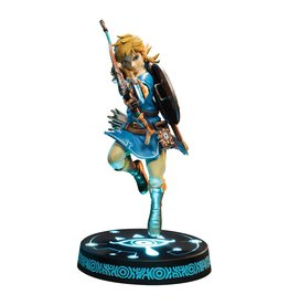 First 4 Figures THE LEGEND OF ZELDA Breath of the Wild PVC Statue 25cm - Link Collector's Edition