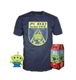 Funko TOY STORY POP! & Tee Box - The Claw Exclusive (M)