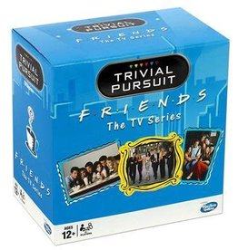Winning Moves FRIENDS Trivial Pursuit Travel (NL)