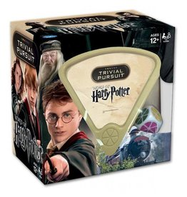 Winning Moves HARRY POTTER Trivial Pursuit Travel (NL)