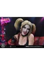 Prime 1 Studio BATMAN ARKHAM CITY 1:3 Scale Statue 58cm - Harley Quinn Deluxe Bonus Version