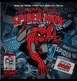 Danilo SPIDER-MAN Calendar 2021 (UK)