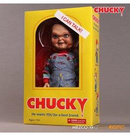Mezco CHILD'S PLAY - Talking Sneering Chucky 38 cm