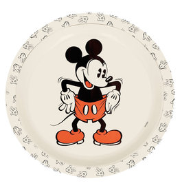 Stor MICKEY MOUSE Bamboo Bowl - 90 years