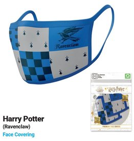 HARRY POTTER Premium Face Mask Covers pack of 2- Ravenclaw
