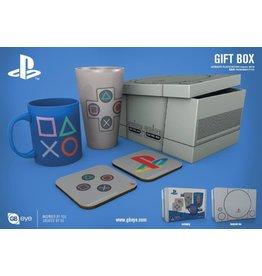 GBEye PLAYSTATION Gift Box Pint, mug & 2 coasters - Classic