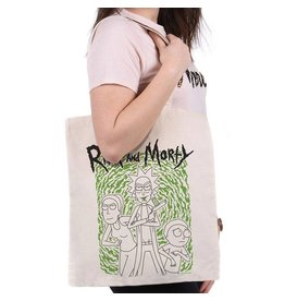 GBEye RICK AND MORTY Shopping Bag - Portal