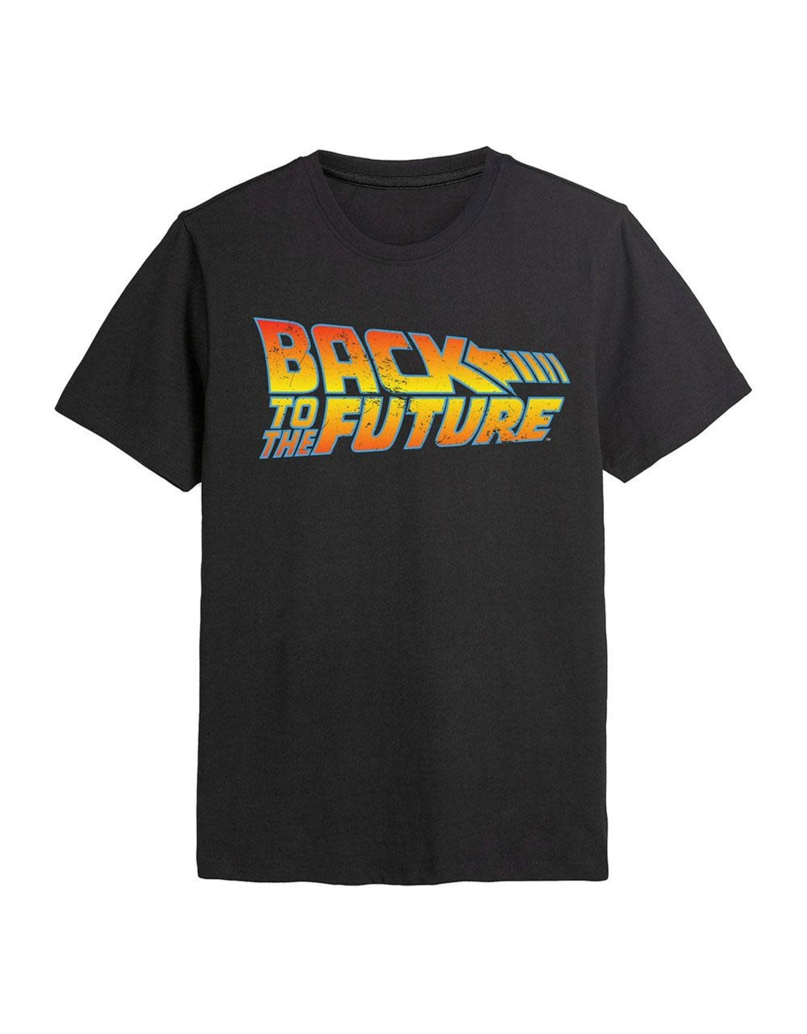 BACK TO THE FUTURE T-Shirt - Logo