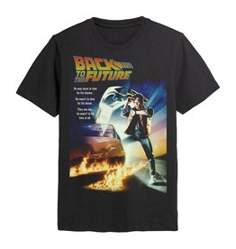 BACK TO THE FUTURE T-Shirt - Poster