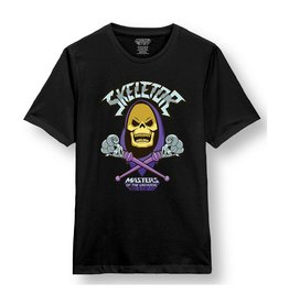 MASTRS OF THE UNIVERSE T-Shirt - Skeletor X-Staff