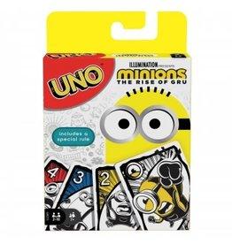 Mattel MINIONS 2 UNO Playing Cards (UK)