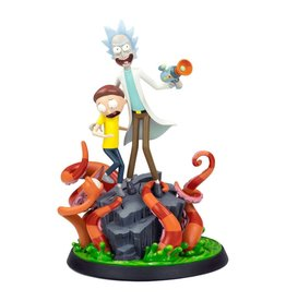 MONDO RICK AND MORTY Diorama 30cm - Limited Edition